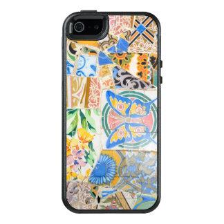 Park Guell mosaics OtterBox iPhone 5/5s/SE Case