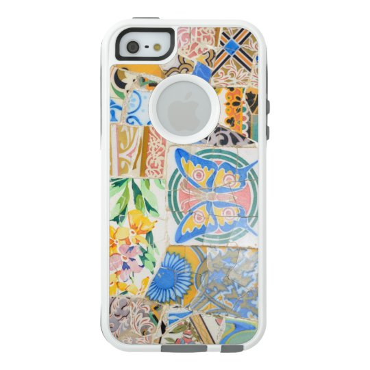 Park Guell mosaics OtterBox iPhone 5/5s/SE Case