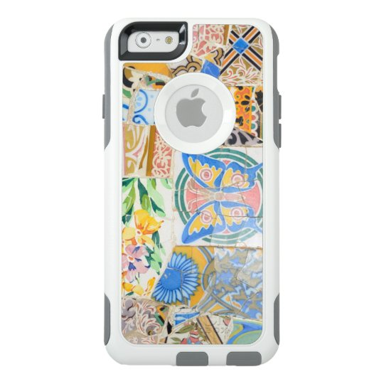 Park Guell mosaics OtterBox iPhone 6/6s Case