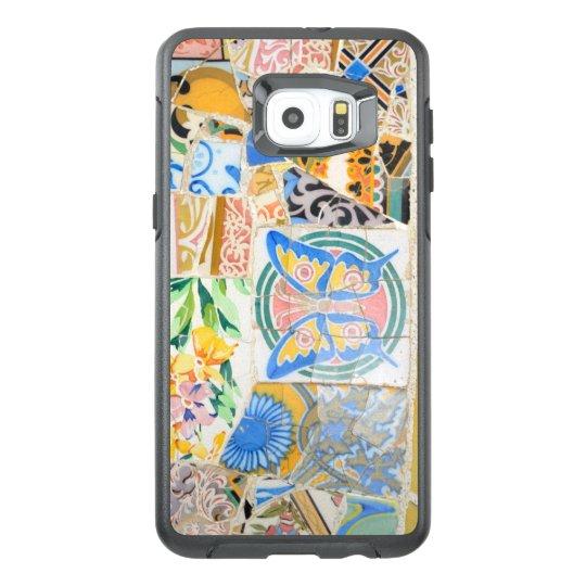 Park Guell mosaics OtterBox Samsung Galaxy S6 Edge Plus Case