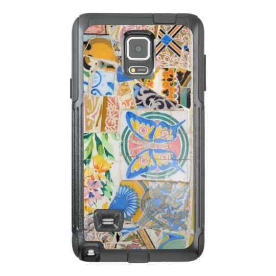 Park Guell mosaics OtterBox Samsung Note 4 Case