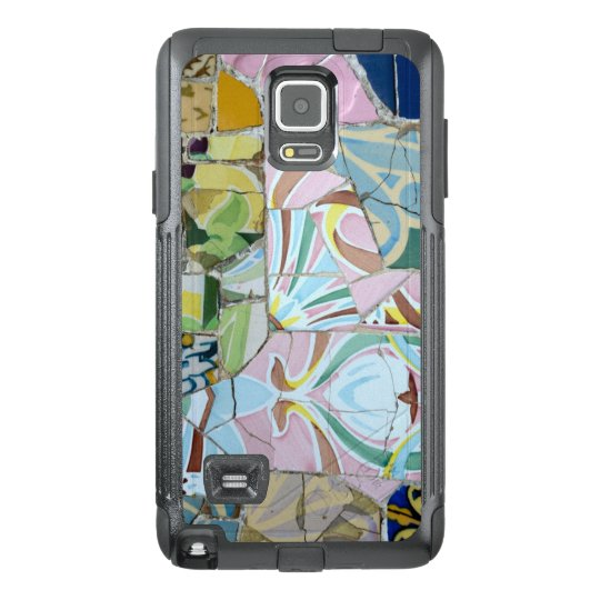 Park Guell mosaics OtterBox Samsung Note 4 Case