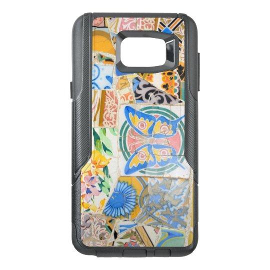 Park Guell mosaics OtterBox Samsung Note 5 Case