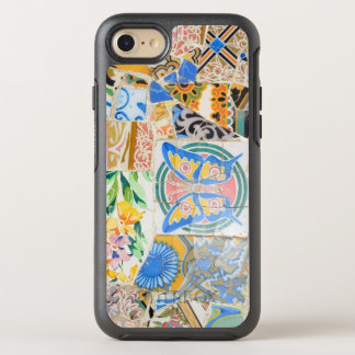 Park Guell mosaics OtterBox Symmetry iPhone 8/7 Case