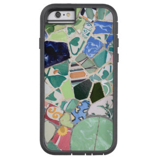 Park Guell mosaics Tough Xtreme iPhone 6 Case