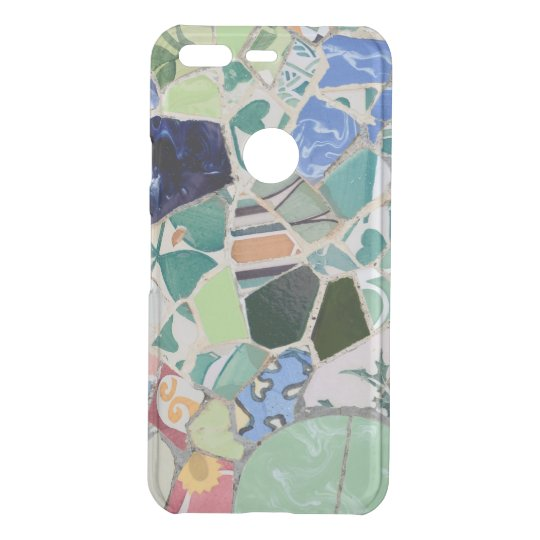 Park Guell mosaics Uncommon Google Pixel Case