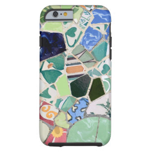 Park Guell mosaics Vibe iPhone 6 case