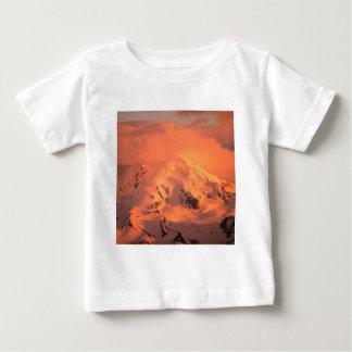 Park Hood At Sunset Oregon Baby T-Shirt