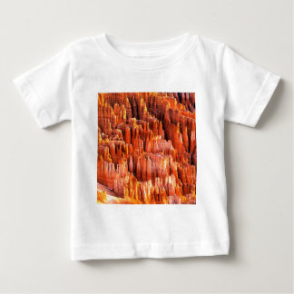 Park Hoodoos Formations Bryce Canyon Utah Baby T-Shirt