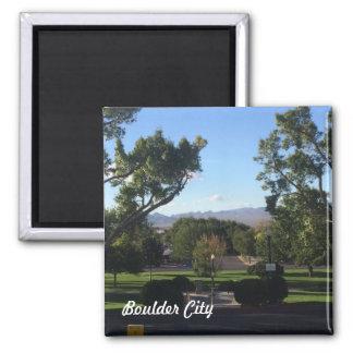 Park in Boulder City Magnet