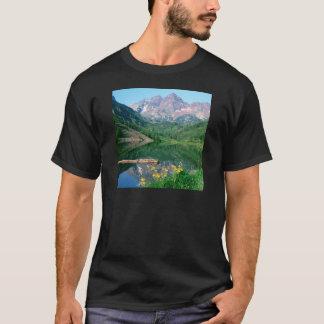 Park Maroon Bells White River Colorado T-Shirt
