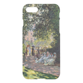 Park Monceau Monet Fine Art iPhone 8/7 Case