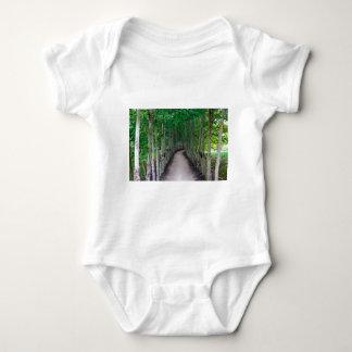 Park Path Baby Bodysuit