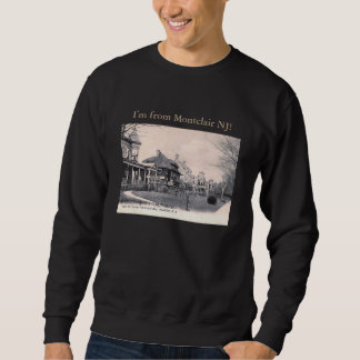 Park St., Montclair, New Jersey Vintage Sweatshirt