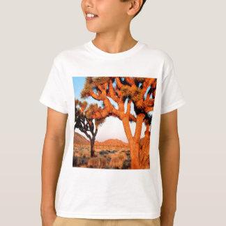 Park Sunrise Joshua Tree Monument California T-Shirt