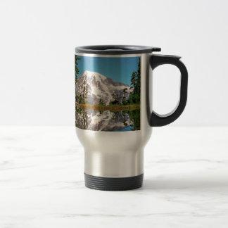 Park Tahomas Looking Glass Mt Rainier Travel Mug