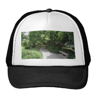 Park Walkway Trucker Hat