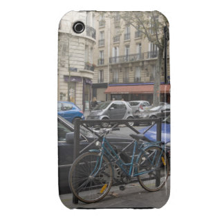 Parked Bicycle iPhone 3 Case-Mate Cases
