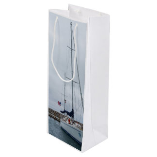 Parked Wine Gift Bag