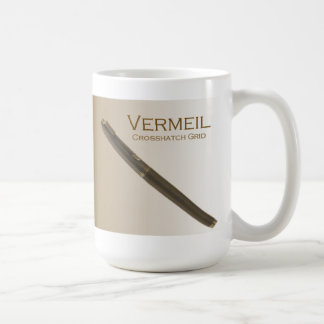 Parker 75 Vermeil Fountain Pen Collector's Mug