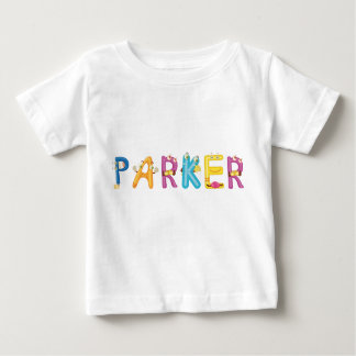 Parker Baby T-Shirt