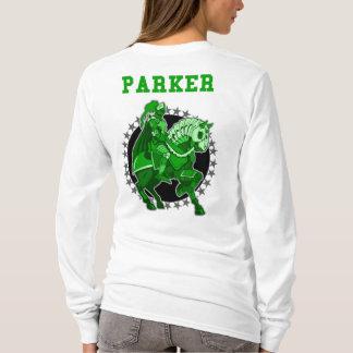 parker, charity T-Shirt