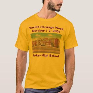 Parker High School/Textile Heritage Week Tee