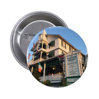Parker House Sea Girt, NJ 2 Inch Round Button