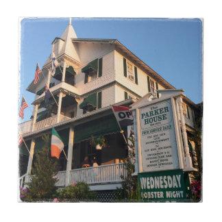 Parker House Sea Girt, NJ Tile
