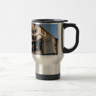Parker House Sea Girt, NJ Travel Mug