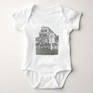 Parker House Sketch - Jersey Shore Baby Bodysuit