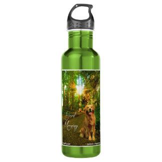 ParkerPup Aluminum 24oz 710 Ml Water Bottle
