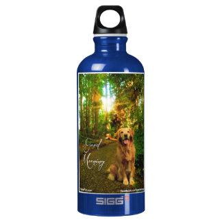 ParkerPup Aluminum 24oz Water Bottle