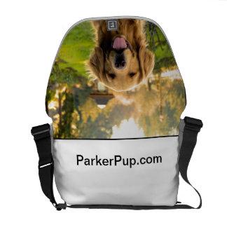 ParkerPup Messenger Bag