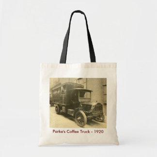 Parke's Coffee Truck - 1920