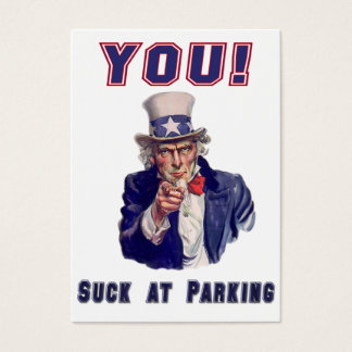 Parking Courtesy Card