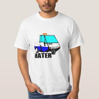 Parking Meter Maid Vehicle T-Shirt