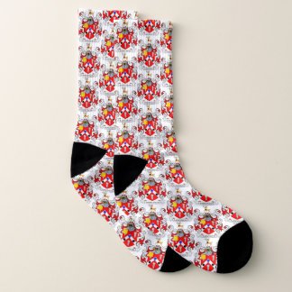 Parkinson Coat of Arms Socks