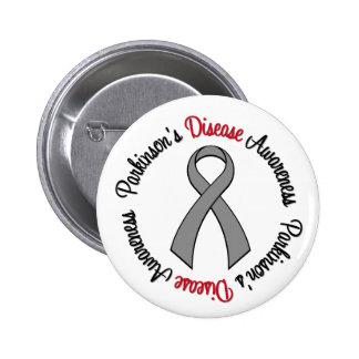 Parkinson s Disease Awareness Button