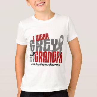 Parkinsons Disease I WEAR GREY FOR MY GRANDPA 6.2 T-Shirt