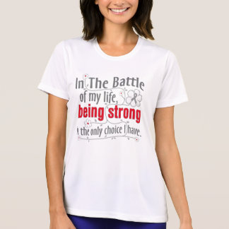 Parkinsons Disease In the Battle Tee Shirt