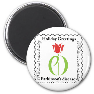 parkinson's walk, unity walk, awareness magnet