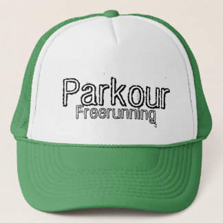 Parkour and Freerunning cap