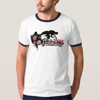 Parkour City (Light) T-Shirt