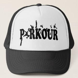 Parkour (hat) trucker hat