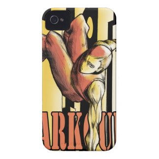 parkour iPhone 4 case