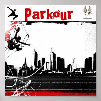 Parkour Print