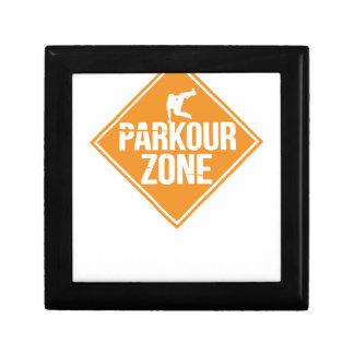 Parkour Runaway Extreme Sports Stunt Free Running Gift Box