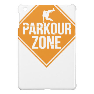 Parkour Runaway Extreme Sports Stunt Free Running iPad Mini Covers