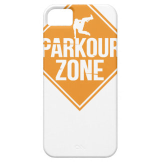 Parkour Runaway Extreme Sports Stunt Free Running iPhone 5 Cover